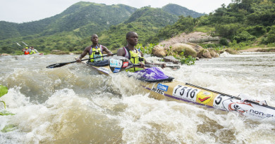 Non-Stop Dusi to test most hardened paddlers